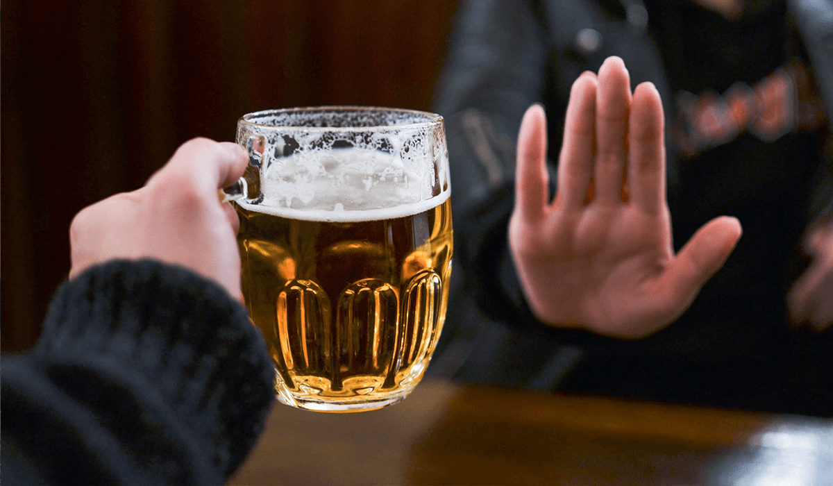 Ibu Mengandung - Jangan Minum Alkohol